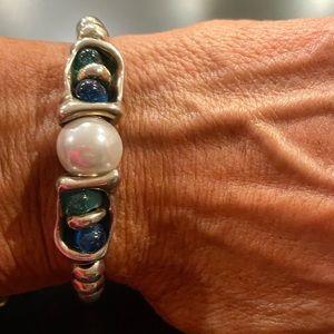 "Uno de 50 ""Coralline "" bracelet"
